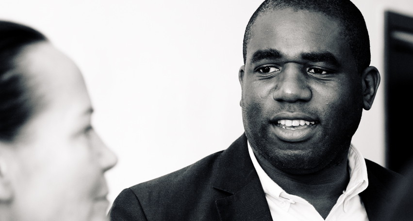 David Lammy MP CU LR