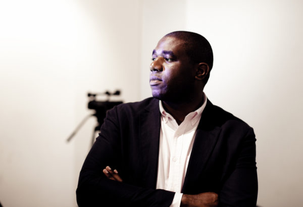 JSC David Lammy MP Portrait