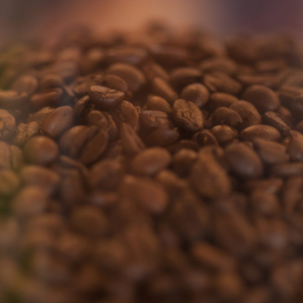 JSD Coffee beans detail