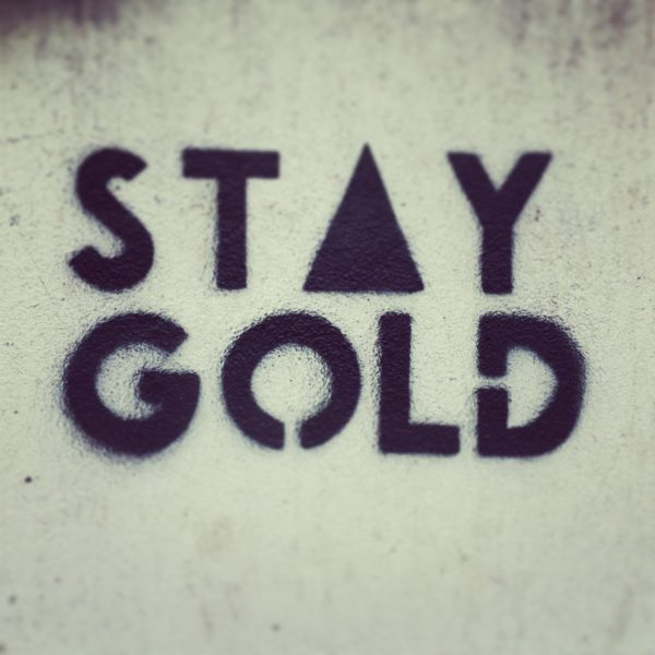 Stay Gold2472