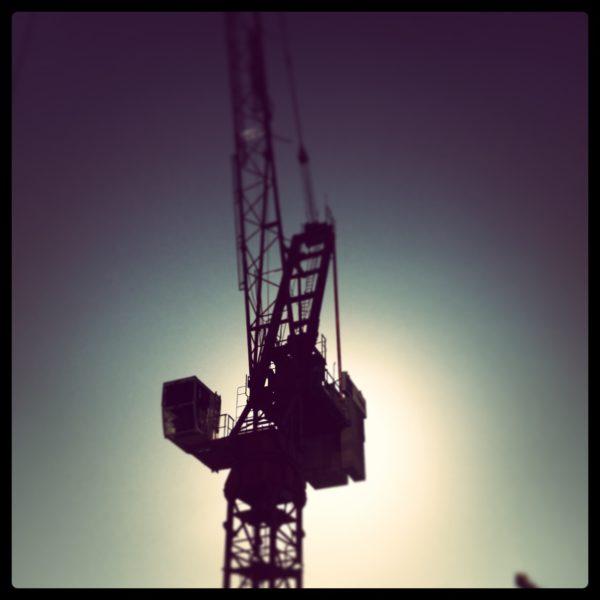 Sun crane