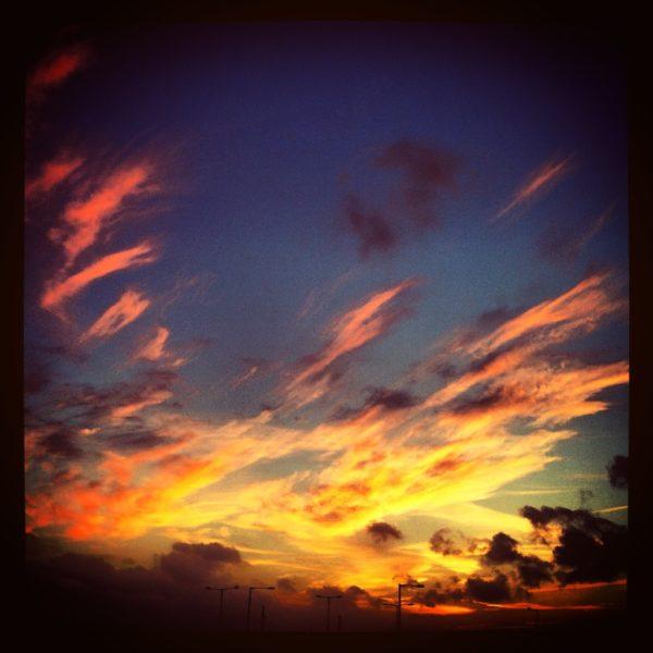 Sunset 6311