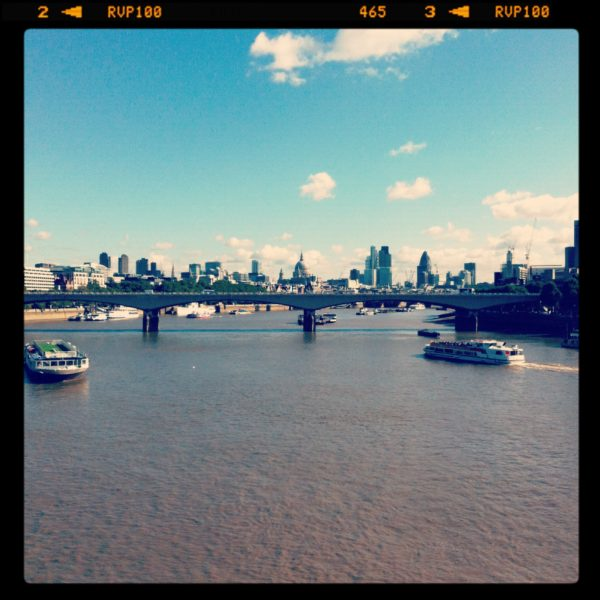 The Thames 0811