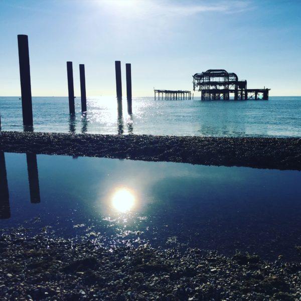 West Pier Perspective