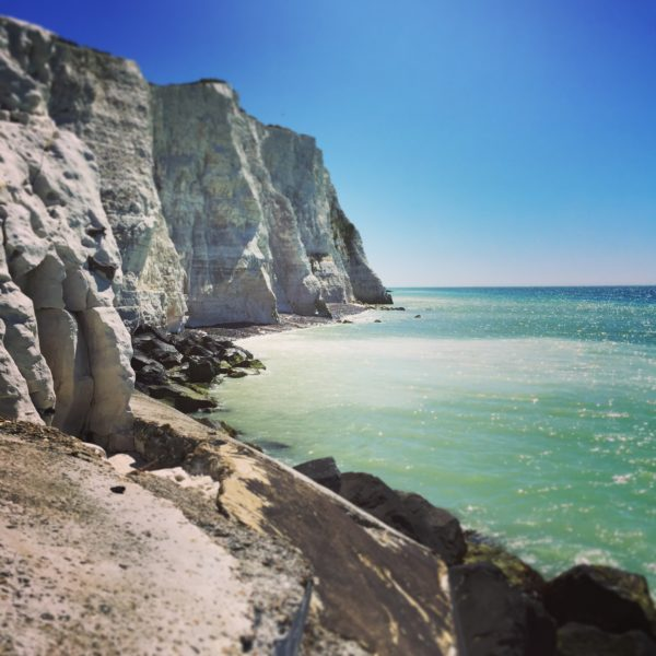 White Cliffs Tourquise Water