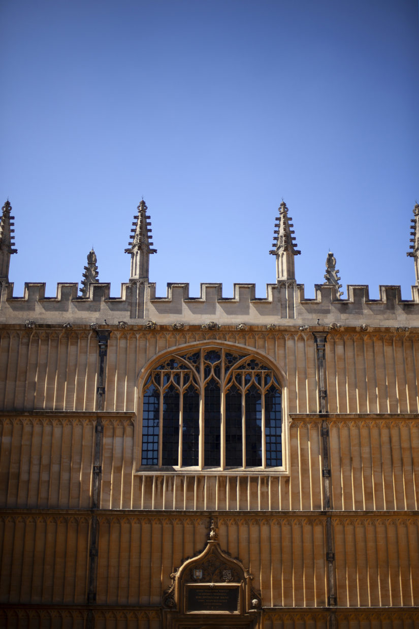 JSP Bodleian Library and Divinity School