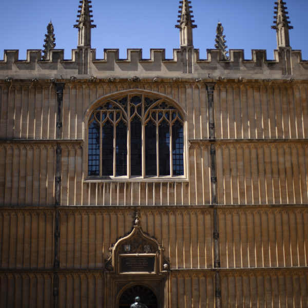 JSP Bodleian Library and Divinity School wide